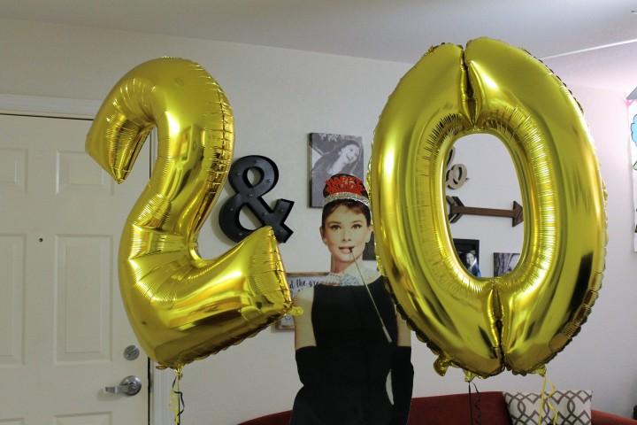 Tori Turns Twenty!