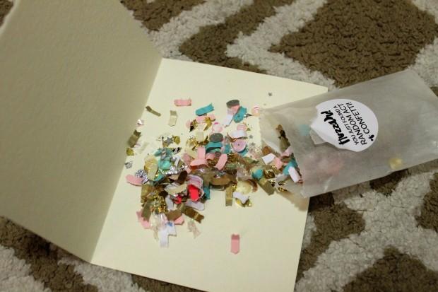 Confetti Bar confetti