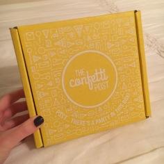 Confetti Post 1